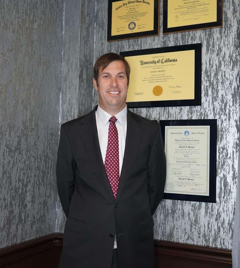 Dave Brown Criminal Defense Attorney